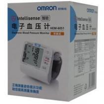 歐姆龍電子血壓計6051型