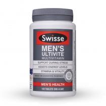 澳大利亚Swisse男性复合维生素  专为男性设计均衡营养120粒