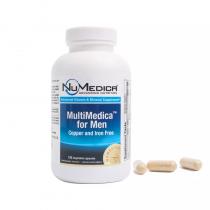 男士复合营养素 120粒 觉厉™品质 NuMedica® 美国原装进口
