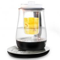 美的(Midea) 养生壶燕窝壶多功能加厚玻璃煮茶器 电水壶电热水壶花茶壶煮茶定温保温GE1512a