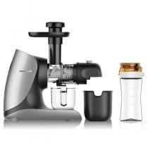 九陽(Joyoung)電動臥式原汁機渣汁分離家用大口徑榨汁機果汁機加贈真空隨行杯Z5-E28