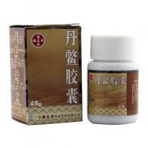 潘高寿丹鳖胶囊45粒