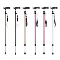 三贵伸缩式拐杖