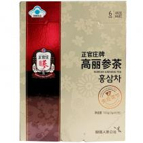 正官莊牌高麗參茶 150克(3克*50包)